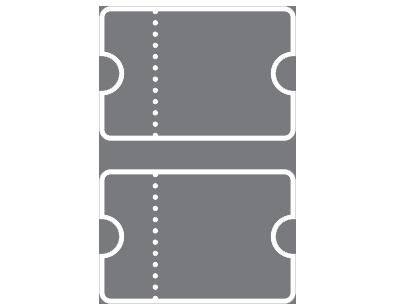 ticket type breakdown